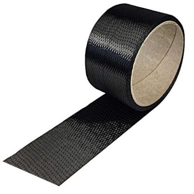 Carbon ribbon 200g./sq.m 3K 50mm 1m